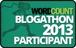 The WordCount Blogathon 2013: #blog2013