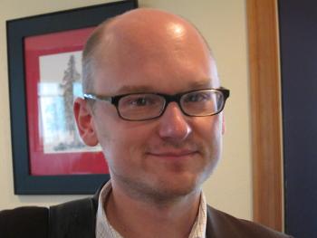 Portland Afoot Publisher Michael Andersen