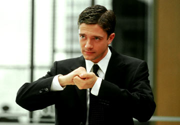 "Topher Grace in ""In Good Company"""