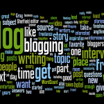 2011 Blogathon Wordle Day
