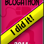 The bad, good and very, very good of the 2011 blogathon