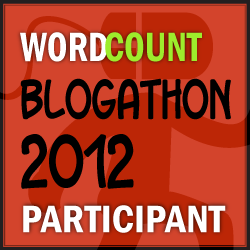 2012 Blogathon badge