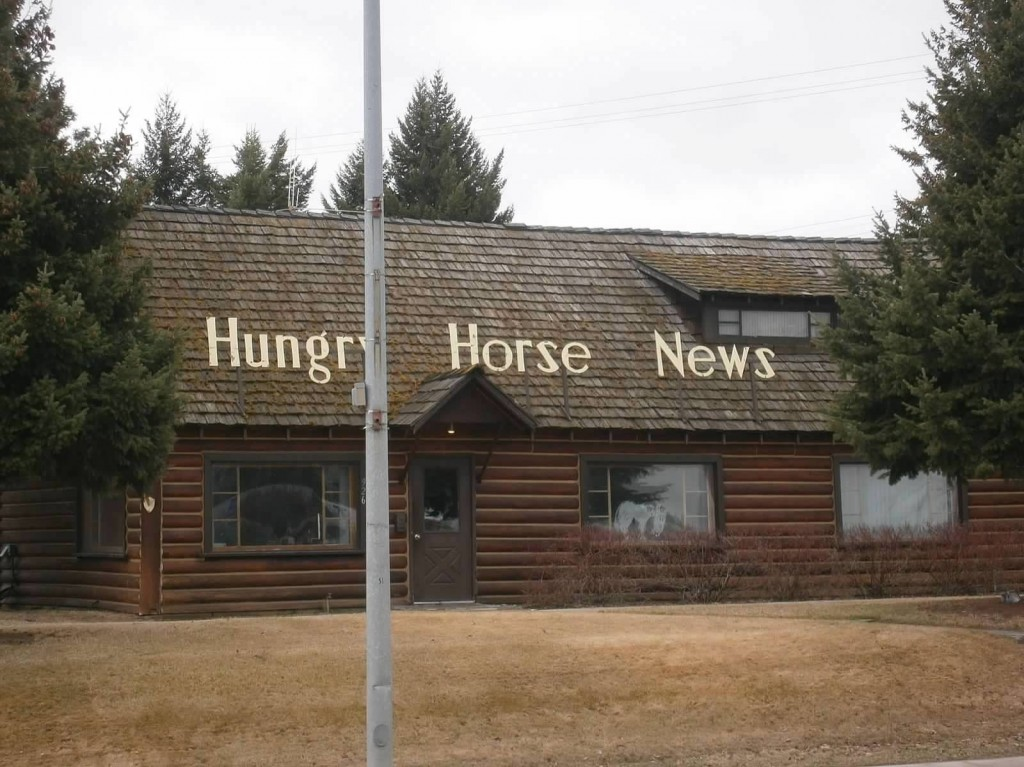 Hungry Horse News, Montana