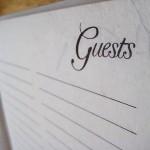 Dear WordCount: how do I run guest posts on my blog?