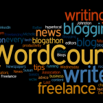 Here's what WordCount blog themes look like as a tag cloud
