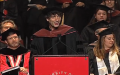 Neil Gaiman graduation address June 2012 | Image courtesy Vimeo