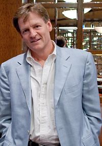 Michael Lewis in 2009