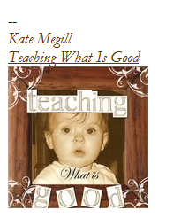 Kate Megill email signature
