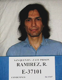 'Night Stalker' killer Richard Ramirez