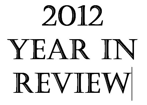 #wclw writer chat 2012 year in review