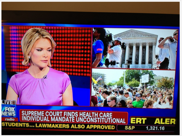 Fox News gets facts of Supreme Court's Obamacare decision wrong