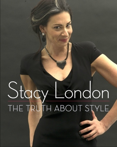 Stacy London book jacket