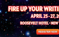 Get 'fired up' at ASJA 2013 writer conference, April 25-27