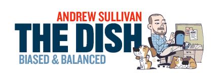 Andrew Sullivan The Dish logo