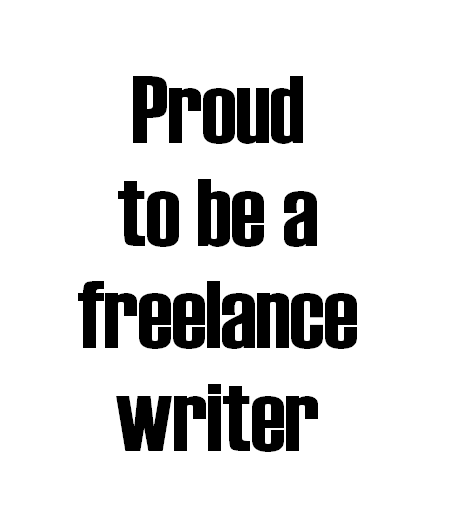 National Freelance Writer Appreciation Week 2013