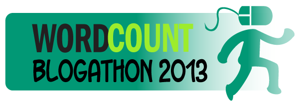 2013 WordCount Blogathon banner