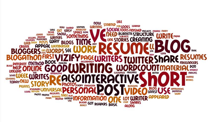WordCount word cloud data visualization