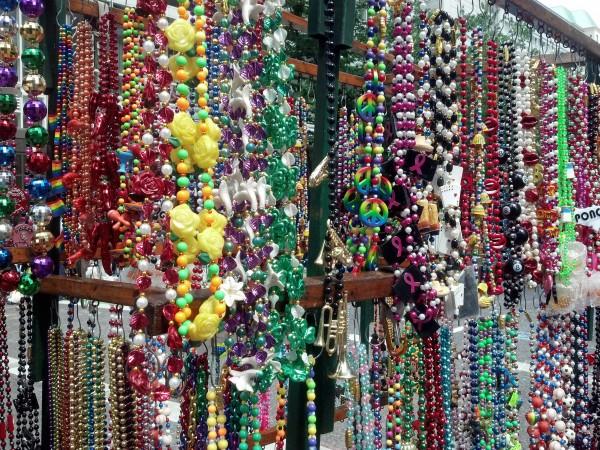 Beads from Rose Festival 2014