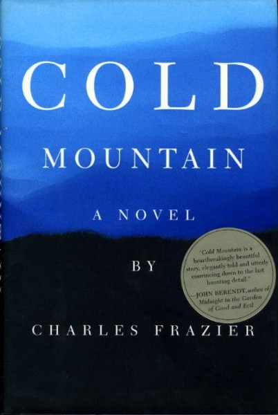 Cold Mountain book cover