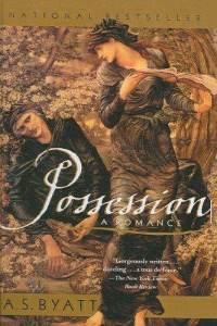Possession book cover