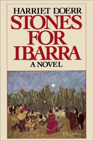 Stones for Ibarra book cover