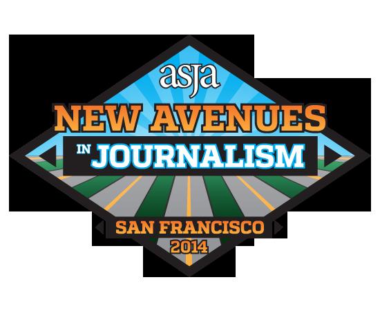 ASJA New Avenues in Journalism Oct. 10-11 2014